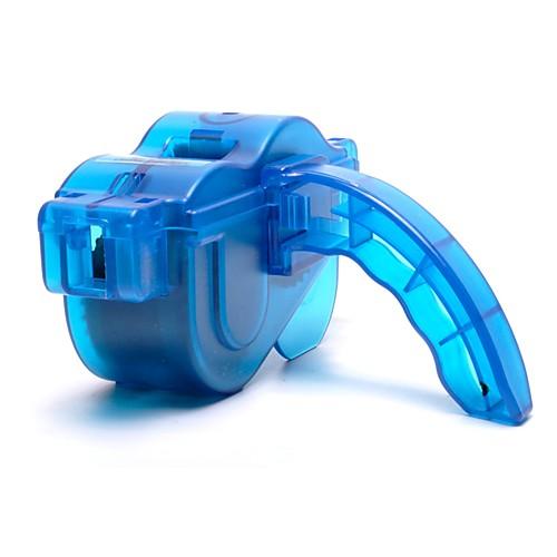 Bike Инструменты / Щетка для очистки цепи Компактность Велосипедный спорт / Велоспорт / Велоспорт / Горный велосипед Синий - 1 pcs