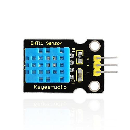 keyestudio dht11 модуль определения влажности влажности влажности для ардуино