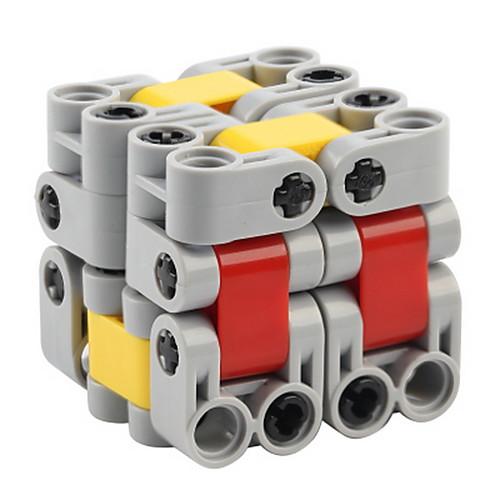 Кубик Infinity Cube Конструкторы Игрушки Игрушки Стресс и тревога помощи Товары для офиса Square Shape Куски Взрослые Подарок