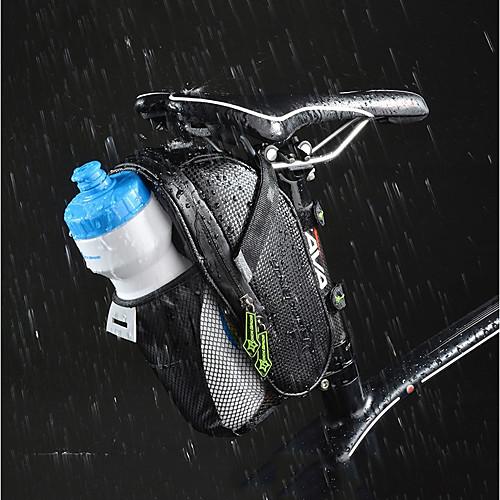 ROCKBROS Сумка на бока багажника велосипеда Пригодно для носки, Простота установки Велосумка/бардачок Углеродное волокно Велосумка/бардачок Велосумка Велосипедный спорт Велосипедный спорт / Велоспорт
