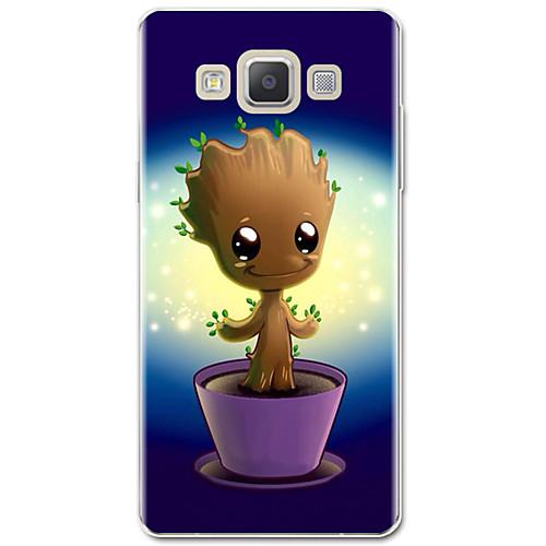все цены на Кейс для Назначение SSamsung Galaxy A7(2016) A5(2017) С узором Кейс на заднюю панель дерево Мультипликация Мягкий ТПУ для A3 (2017) A5