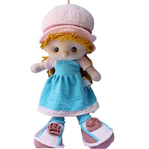 Кукла для девочек Плюшевая кукла 16 дюймовый Мягкость Безопасно для детей Non Toxic Детские Девочки Игрушки Подарок / Милый