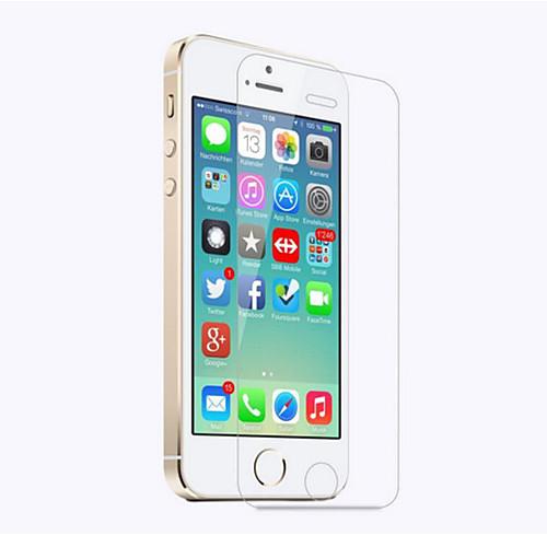 Защитная плёнка для экрана Apple для iPhone SE/5s iPhone 5c iPhone 5 Закаленное стекло 1 ед. Защитная пленка для экрана 2.5D закругленные защитная пленка explay для iphone se 5 5c 5s матовая