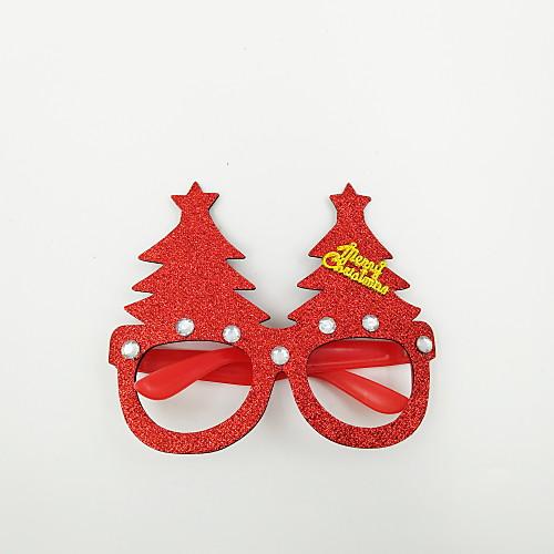 рождественские игрушки очки рождественские украшения рождественские украшения oem 20