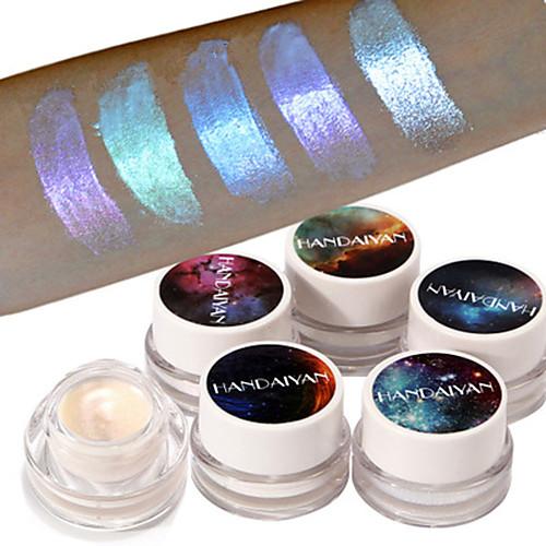 1шт блеск выделить глаз тени порошок палитры высокой светло-теней для век косметический макияж профессиональная косметика для глаз