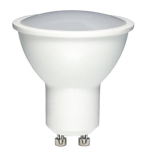 6W 600lm GU10 Точечное LED освещение 1 Светодиодные бусины COB Диммируемая Декоративная Тёплый белый Холодный белый 220-240V