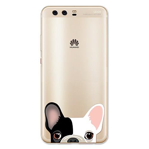 Кейс для Назначение Huawei P9 Huawei P9 Lite Huawei P8 Huawei Huawei P9 Plus Huawei P7 Huawei P8 Lite Huawei Mate 8 P10 Lite С узором huawei huawei nova lite 2017 black