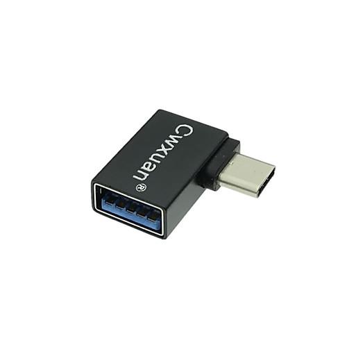 Cwxuan USB 3.1 Type C Адаптер, USB 3.1 Type C to USB 3.0 Адаптер Male - Female 5.0 Гб/сек. 10 pcs d sub vga db 15 pin male solder type connector socket 2 rows db15f male