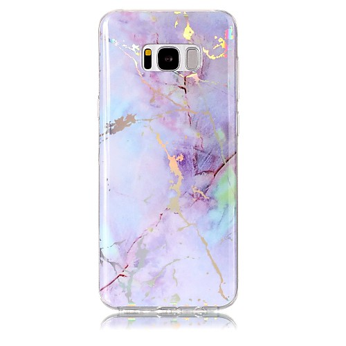 Case For Samsung S8 Plus / S8 Ultra-thin Back Cover Marble Soft TPU for S8 Plus / S8 / S7 edge