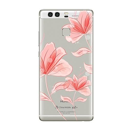 все цены на Кейс для Назначение Huawei P9 Huawei P9 Lite Huawei P8 Huawei Huawei P9 Plus Huawei P8 Lite P9 P10 Прозрачный С узором Кейс на заднюю онлайн