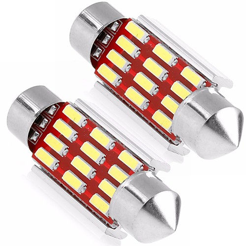 2pcs Стационарный Лампы 6W SMD 4014 12 Внешние осветительные приборы For Универсальный Универсальный Универсальный цена