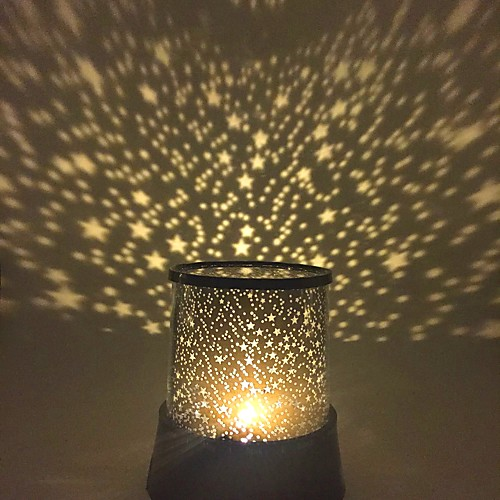 Проектор звёздного неба Гирлянды и проекторы со звёздами LED освещение Лампа-проектор Настольные лампы для спальни Галактика Звезда