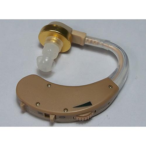 JECPP F - 188 BTE Volume Adjustable Sound Enhancement Amplifier Wireless Hearing Aid