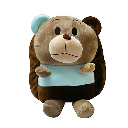 Мягкие и плюшевые игрушки Плюшевый медведь Животные Рюкзаки Рюкзак Животный дизайн Симпатичные Стиль Милый Сердца Девочки Подарок