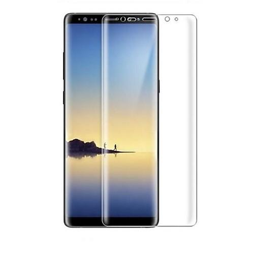 Защитная плёнка для экрана Samsung Galaxy для Note 8 Закаленное стекло 1 ед. Защитная пленка Защитная пленка для экрана 3D закругленные защитная пленка для мобильных телефонов motorola x 2 2 x 1 xt1097 0 3 2 5 d