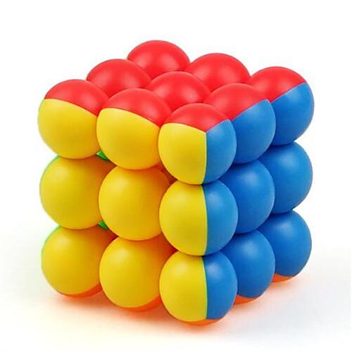 Волшебный куб IQ куб Оздоровительный мяч Куб 333 Спидкуб Кубики-головоломки головоломка Куб Образование Соревнование Детские Взрослые Игрушки Девочки Подарок