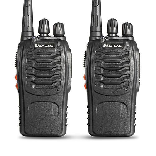 Фото BAOFENG 2 Pcs BF-888S Радиотелефон Для ношения в руке Yведомление O Hизком заряде батареи С программным управлением через ПК Голосовые радиотелефон