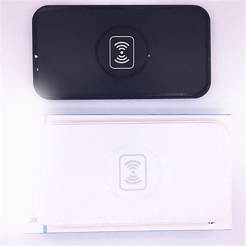 Беспроводное зарядное устройство Зарядное устройство USB USB Беспроводное зарядное устройство / Qi 1 USB порт 1 A DC 5V iPhone 8 Pluss / iPhone 8 / S8 Plus sunshar spt4 беспроводное индуктивное зарядное устройство для iphone 6 plus samsung s7 edge lg sony google nexus nokia htc qi стандарт