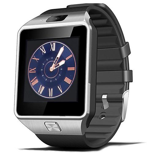 dz09 водонепроницаемый smartwatch безопасный анти-потерянный монитор часы с камерой / facebook звонок / музыка vidio playger