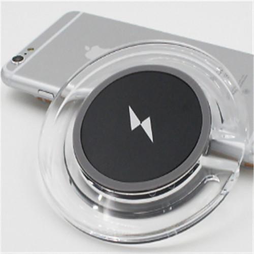 Автомобильное зарядное устройство / Беспроводное зарядное устройство Зарядное устройство USB USB Беспроводное зарядное устройство / Qi 1 USB порт 1 A DC 5V iPhone 8 Pluss / iPhone 8 / S8 Plus sunshar spt4 беспроводное индуктивное зарядное устройство для iphone 6 plus samsung s7 edge lg sony google nexus nokia htc qi стандарт