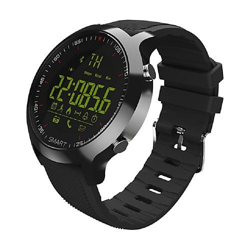 Смарт Часы EX18 for iOS / Android Защита от влаги / Израсходовано калорий / Педометры Педометр / Пульт управления / Фитнес-трекер
