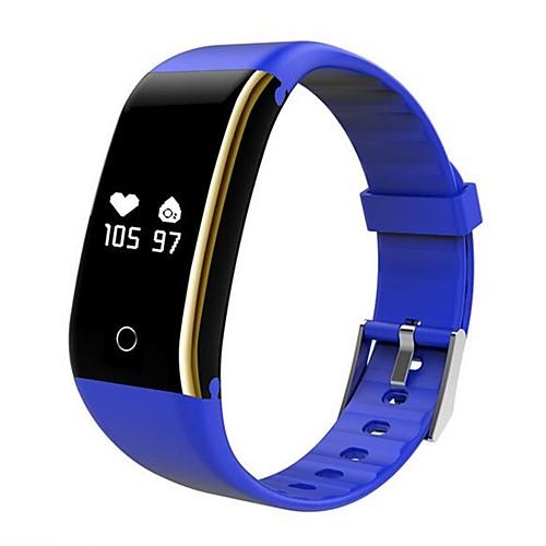 Умный браслет Bluetooth Израсходовано калорий Педометры Сенсорный датчик Регистрация деятельности Импульсный трекер Педометр Датчик для