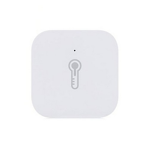 Xiaomi Aqara Temperature Humidity Sensor - MILK WHITE ZigBee Wireless Connection / Automatic Alarm / Detect Atmospheric Pressure