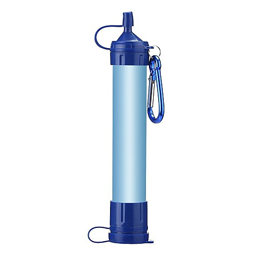 Портативные Фильтры для воды и очистители Портативный фильтр для воды Отдых и Туризм Рыбалка Пешеходный туризм Повседневный На открытом туризм запорожье