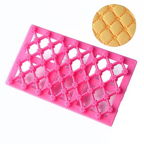 Инструменты для выпечки Пластик Инструмент выпечки / Свадьба / Новый год Торты / Печенье / Для торта Формы для пирожных 1шт