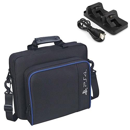 PS4 Other На открытом воздухе Мешки - Sony PS4 Рюкзаки Аккумуляторная батарея Крепления на присоске Беспроводной > 480