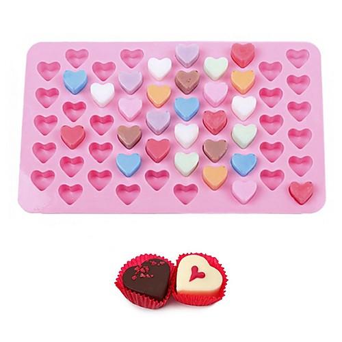 Формы для пирожных Сердце конфеты Для мороженого Для Cookie Для торта Для получения льда силикагель Своими руками День Благодарения День