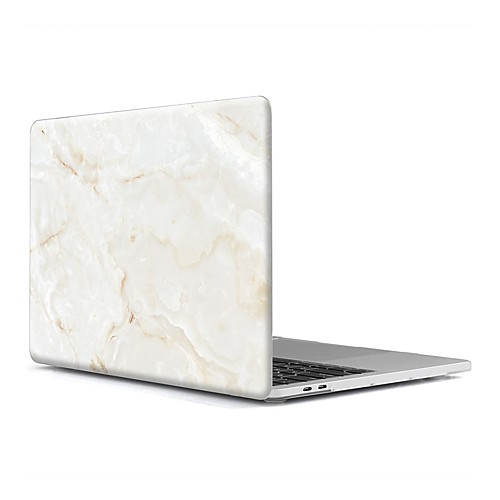 MacBook Кейс Мрамор пластик для Новый MacBook Pro 15 / Новый MacBook Pro 13 / MacBook Pro, 15 дюймов 5 pa for apple ipad pro surface pro 3 4 sleeves bags macbook pro air 11 12 13 14 15 inch suit pants grey style laptop sleeve