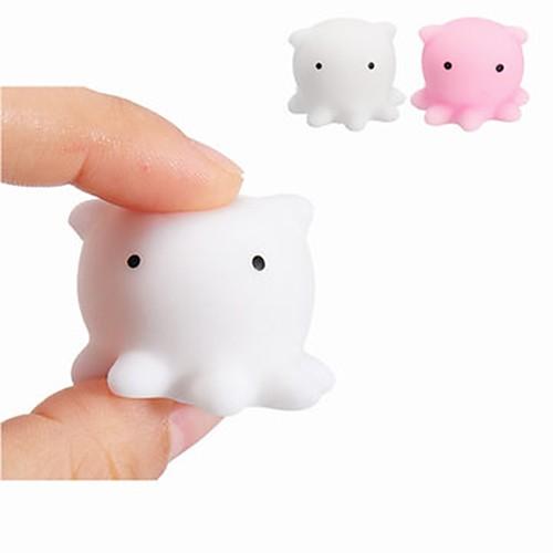 LT.Squishies Резиновые игрушки Осьминог / Животный принт Товары для офиса / Стресс и тревога помощи / Декомпрессионные игрушки