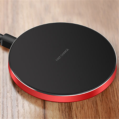 Беспроводное зарядное устройство Зарядное устройство USB USB Беспроводное зарядное устройство / Qi 1 USB порт 2 A iPhone 8 Pluss / iPhone