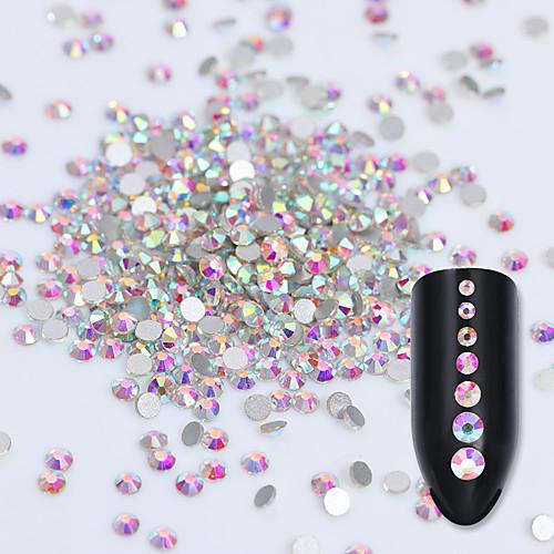 Украшения для ногтей Дизайн ногтей Мода / 3D Повседневные