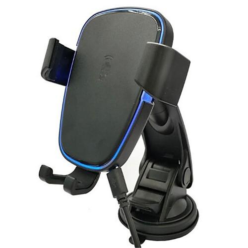 Беспроводное зарядное устройство Телефон USB-зарядное устройство USB Беспроводное зарядное устройство Стенд в комплекте Qi DC 5V зарядное устройство 100