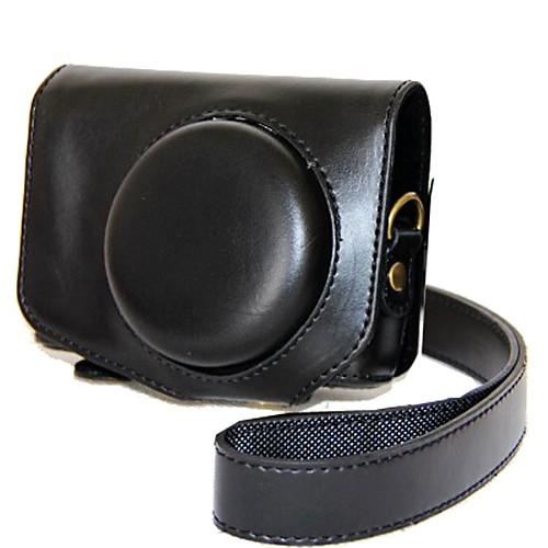 Художественные/Ретро С открытым плечом Чехлы для камер Чехлы PU аккумуляторы для камер smarterra аккумулятор для камер