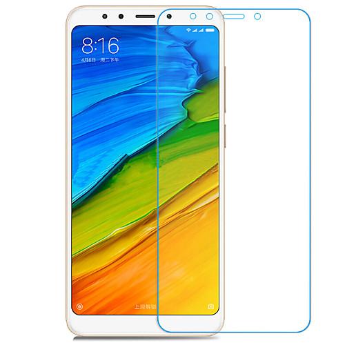 Защитная плёнка для экрана XIAOMI для Xiaomi Redmi 5 Plus Закаленное стекло 2 штs Защитная пленка для экрана Защита от царапин защитная пленка для мобильных телефонов motorola x 2 2 x 1 xt1097 0 3 2 5 d