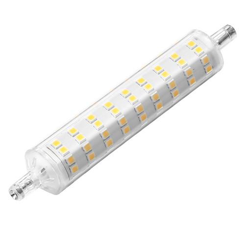 YWXLIGHT 1шт 12W 1000-1200lm R7S LED лампы типа Корн 108 Светодиодные бусины SMD 2835 Декоративная Светодиодная лампа Тёплый белый
