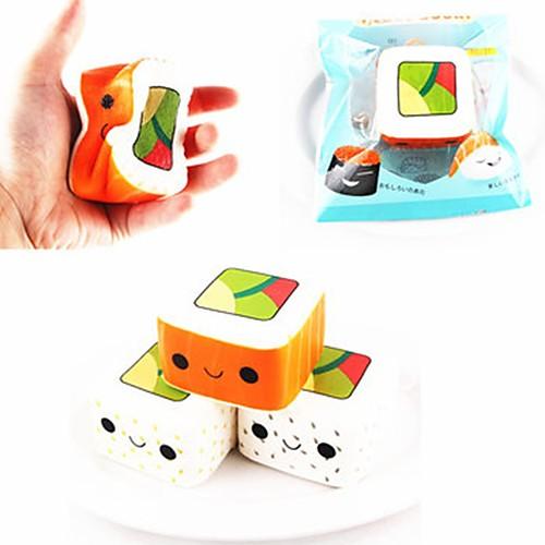 LT.Squishies / Squishy Резиновые игрушки Товары для офиса Стресс и тревога помощи Декомпрессионные игрушки Оригинальные Еда и напитки Все
