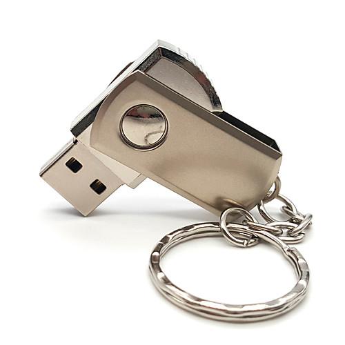 Ants 32GB usb flash drive usb disk USB 2.0 Metalic / Metal Keychain / Irregular / LOVE Rotating / Exquisite ANTS-Rotary-32