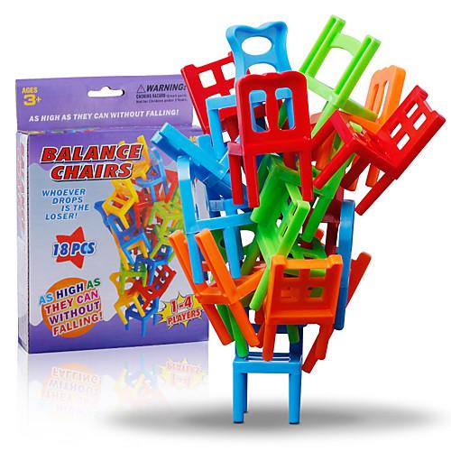 Конструкторы Игры с блоками Кресло Баланс Классический Классика Девочки Мальчики