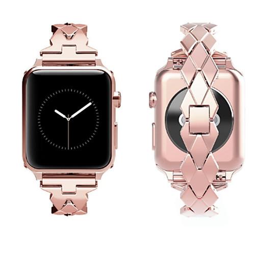 Купить со скидкой Ремешок для часов для Apple Watch Series 4/3/2/1 Apple Современная застежка Нержавеющая сталь Повязк