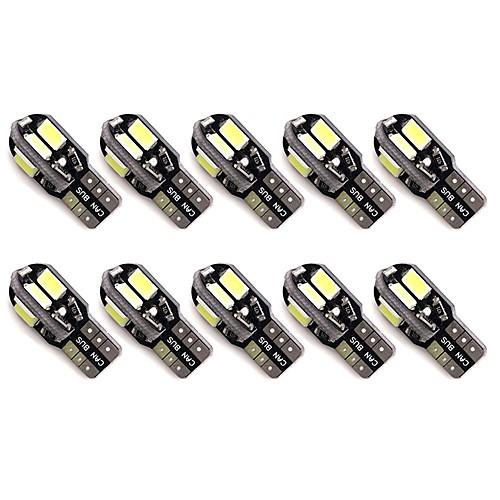 10 шт. Автомобиль Лампы 1.6W SMD 5630 8 Лампа поворотного сигнала For Универсальный Все года цена