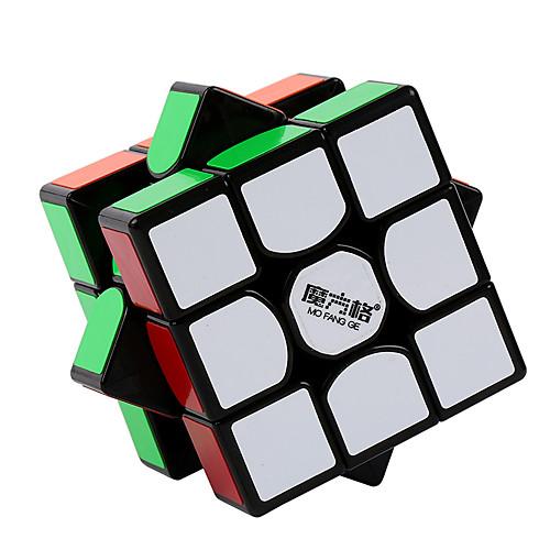 Волшебный куб IQ куб QI YI Warrior 333 Спидкуб Кубики-головоломки головоломка Куб Детские Игрушки Универсальные Подарок