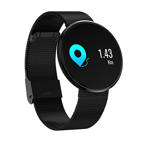 Multifunction Watch / Smartwatch YY- CF006H for Android 4.4 / iOS Calories Burned / Exercise Record / Pedometers / Heart Rate Sensor / APP Control Pulse Tracker / Pedometer / Call Reminder / Activity