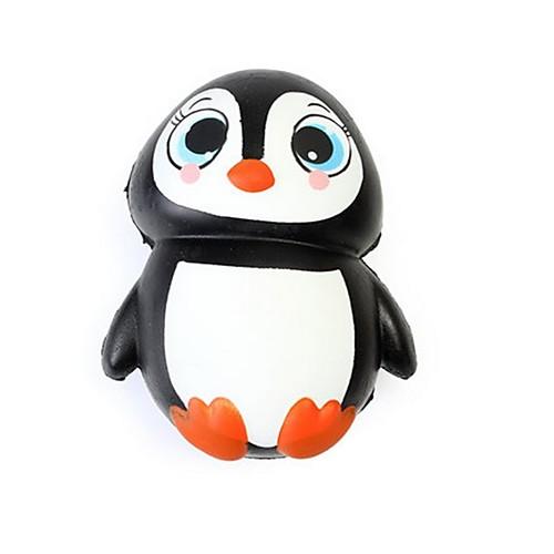 LT.Squishies / Squishy Резиновые игрушки Пингвин Товары для офиса Стресс и тревога помощи Декомпрессионные игрушки Оригинальные Животные