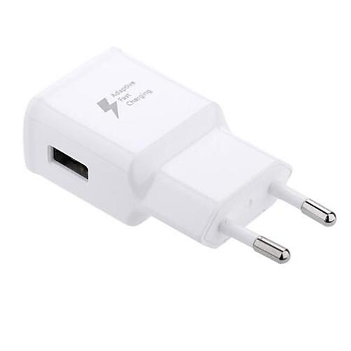 Портативное зарядное устройство Зарядное устройство USB Стандарт США / Евро стандарт КК 2.0 / Быстрая зарядка 1 USB порт 2 A для стандарт сша