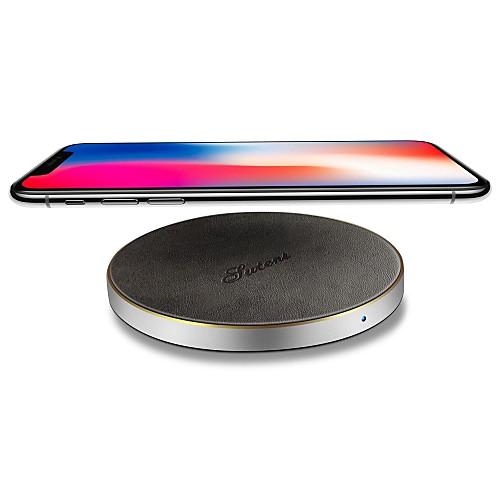 Беспроводное зарядное устройство Зарядное устройство USB Универсальный Беспроводное зарядное устройство / Быстрая зарядка / Qi 1 USB порт