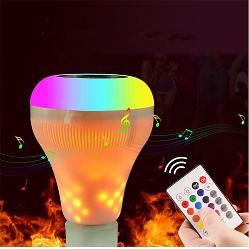 1 комплект 18W 700lm E27 Умная LED лампа 18 Светодиодные бусины Bluetooth Диммируемая Эффект пламени На пульте управления Светодиодная игрушечные машинки на пульте управления по грязи купить